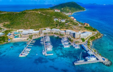 Luxury Scrub Island Resort in British Virgin Islands to Reopen Dec. 1