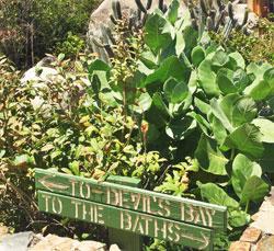 Take a Day Trip to Devil's Bay, in Virgin Gorda