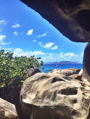 Take a Day Trip to the Baths, in Virgin Gorda