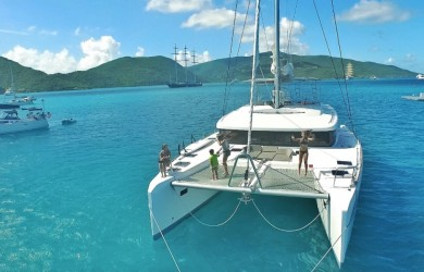 Dream Yacht Charter Relocates to Scrub Island